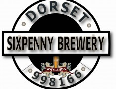 Wayland&#039;s Sixpenny Brewery Logo