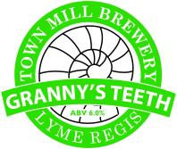 Town Mill's Granny's Teeth