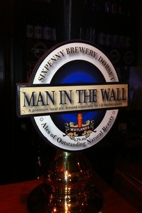 Sixpenny's Man In The Wall
