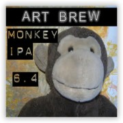 Art Brew's Monkey IPA
