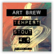 Art Brew's Tempest Stout