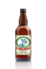 Mighty Hop's LymeBraü Premium Beer