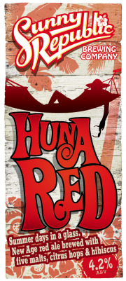 Sunny Republic's Huna Red – Hibiscus Ale